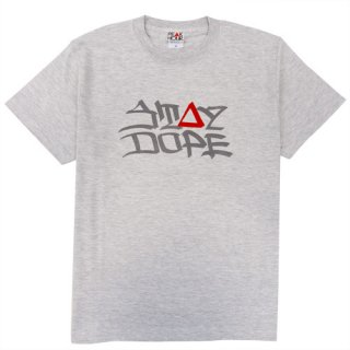 'ST▲Y DOPE/ AMES Model' T-Shirt [ASH GRAY]