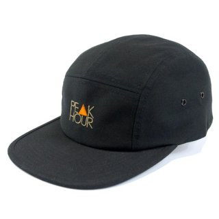 'PE▲K HOUR' Jet Cap 2[BLACK]