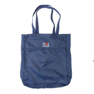 <img class='new_mark_img1' src='//img.shop-pro.jp/img/new/icons22.gif' style='border:none;display:inline;margin:0px;padding:0px;width:auto;' />'PE▲K HOUR' Packable Tote [NAVY]