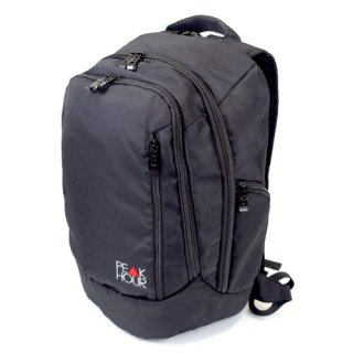 'PE▲K HOUR' 840-D Backpack [BLACK]