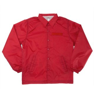 'PE▲K HOUR' Nylon Jacket [RED]