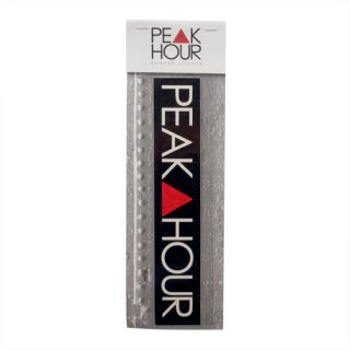 'PEAK▲HOUR' Bumper Sticker