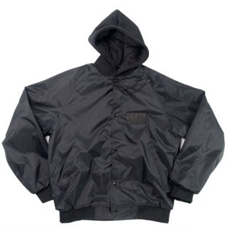 'PE▲K HOUR' 200-D Nylon Oxford Hood  Jacket [BLACK]