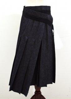 インディゴ スカート