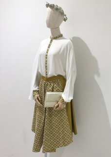 white tsubasa blouse