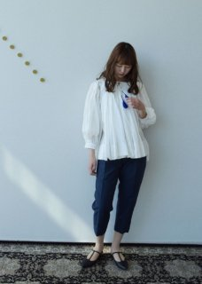 「Hand smocking」blouse