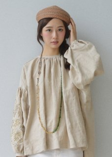 「Permanent」blouse