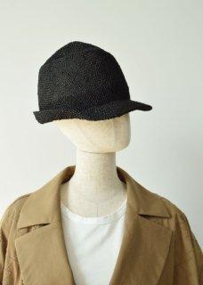CRUMPLED HAT(Natural grass)