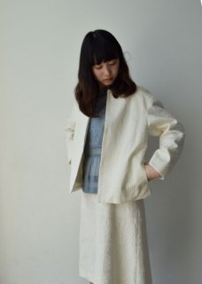 Quilt embroidery jacket