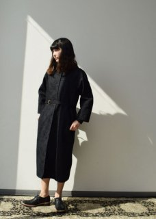 Quilt embroidery coat