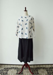 青い鳥 ブラウス