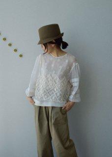 「星月夜」blouse