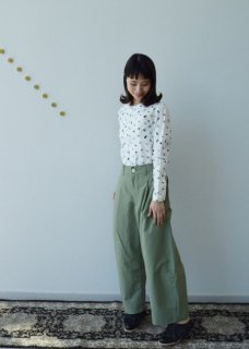 Handwerkers wide trousers