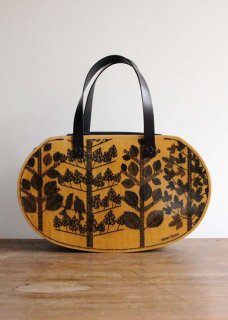 WOOD BAG【MORI 1836】