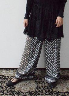 Tsubomi  Silk Pants