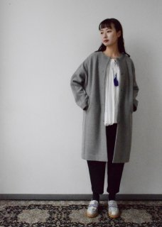 press wool coat