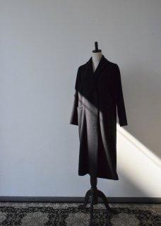 lambs wool robe coat
