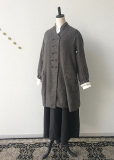 DOLMAN COLLAR COAT