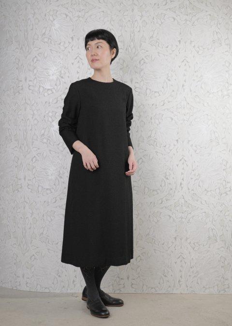 ブラックテントドレス