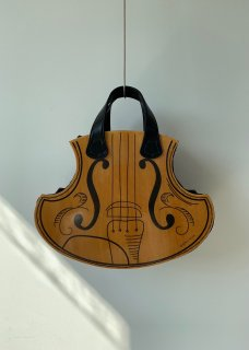 ウッドバッグ バイオリン(縦向き)