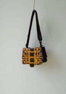 ウッドバッグ ポシェット鞄