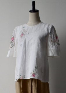 Table cloth parts blouse