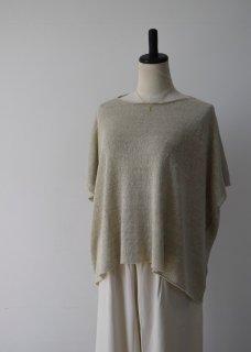 lily yarn poncho