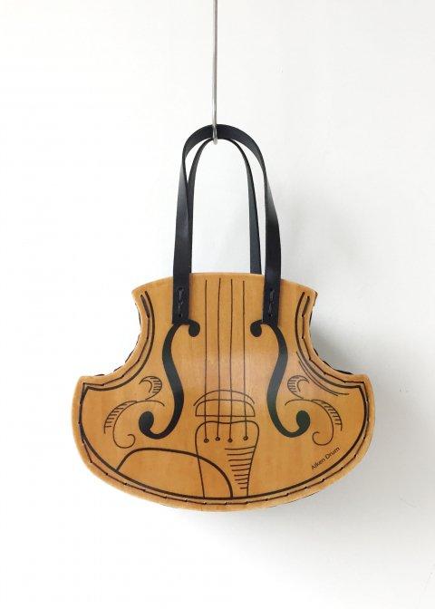 ウッドバッグ ミニバイオリン