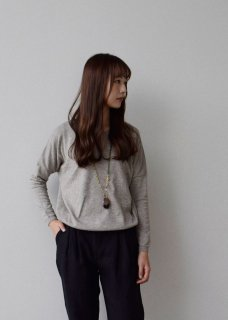 yak cotton pullover