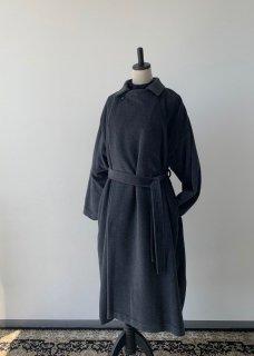 Angola beaver robe coat