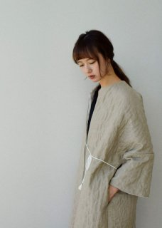 Permanent TOWAVASE tona long robe linen