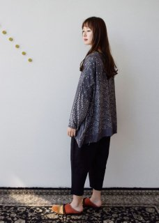 Sarasa silk blouse