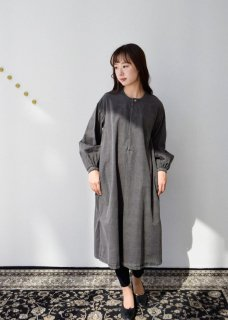 Organic cotton meditation robe shirt
