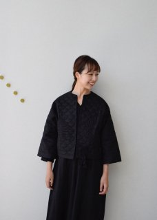 Permanent TOWAVASE  short robe silk
