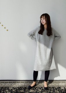 Beautiful tasmanian wool knit sweater dress
