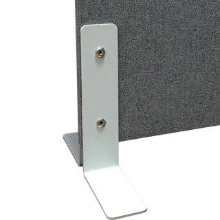 Felmenon パーティション用脚 スチール製  2脚set