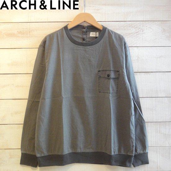 ARCH&LINE(アーチアンドライン)メンズ PG MILITARY COMBI PO BLACK ARCH&LINEより入荷