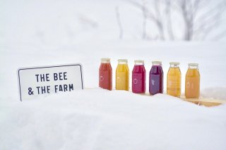 THE BEE & THE FARM JUICE SET