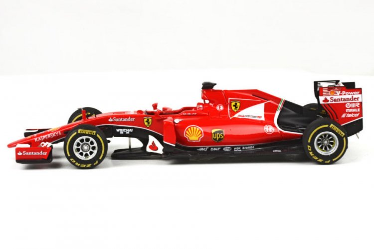 Ferrari F1 Sf15-T N 0 Launch Version 2015 BBR 1:43 BBRC168 Model