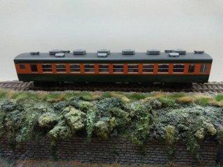 HO-266 国鉄153系サハ153-200(冷改車)