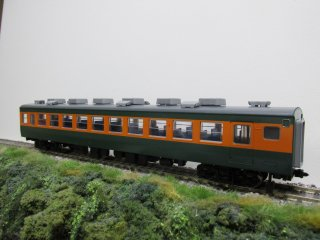 TOMIX HO-266 国鉄サハ153 200(冷改車)部品取り付け済み特製品