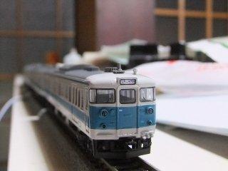 JR113系7000番台阪和線色4両セット