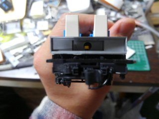 KATO 1-507改 スハフ42ライトユニットLED化基板