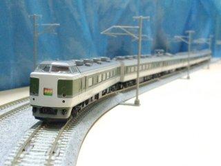 JR東日本189系あさま色・小窓車/長野総合車両センターN102編成タイプ特製オリジナル6連セット,
