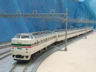 JR東日本189系豊田所グレードアップあずさ色復刻M52編成タイプ特製品6連セット