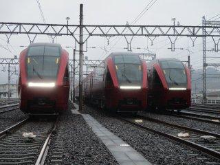98695 近畿日本鉄道80000系(ひのとり・6両セット)