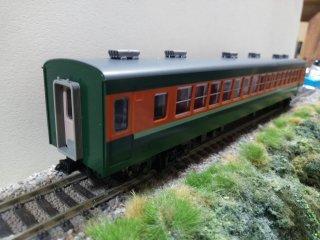 TOMIX HO-298 サロ153(緑帯)