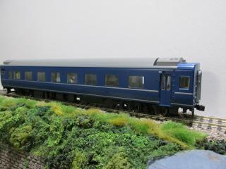 HO-057 14系15形特急寝台客車4両基本セット