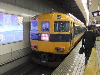 近鉄12410系 更新4連