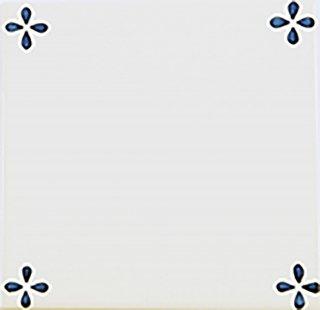 ポルトガルタイル(アズレージョ)【トレーボ・SD4】青 広面積向き